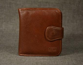 Vintage wallet Bi fold wallet leather pattern leather wallet pattern Leather craft pattern Coin purse pattern Leather coin purse