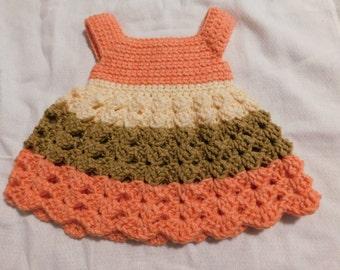 Neapolitan Newborn Dress