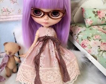 Blythe Peachy long Dress