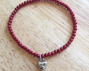 Red Love Bracelet