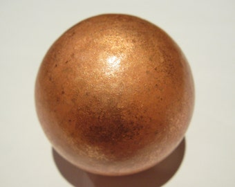 Native Copper Sphere - large