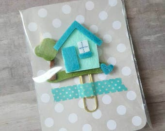 Lovely Home Planner Paperclip