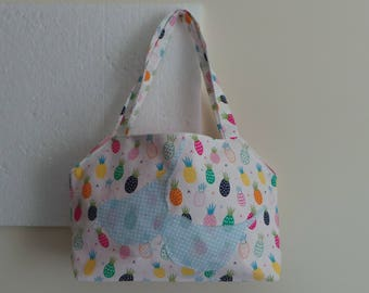 Shopper, Small, Childs, Bag, Lined,