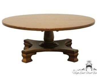 TEMPLE STUART Pioneer Treasury Rockport Maple 40″ Coffee Table