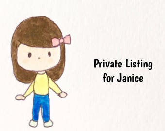 Private Listing - Janice