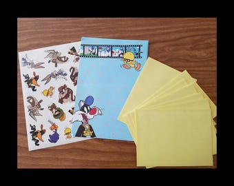 Looney Tunes Sylvester stationary pack