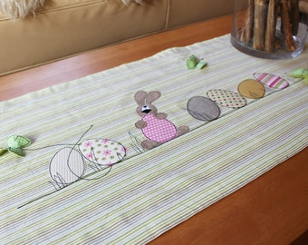 Table runners 'Easter'