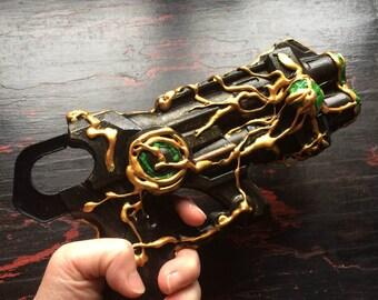 Alien Space Laser Gun