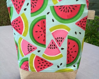 PRE-ORDER! Watermelon project bags