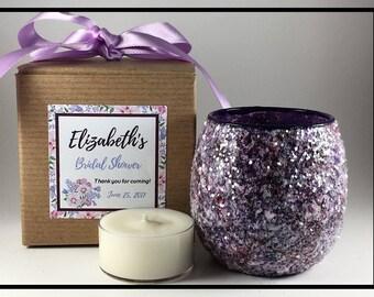 Unique Bridal Shower Favors, Wedding Shower Favors, Tealight Candle Holder, Wedding Candle Favors, Bridal Shower Gifts For Guests