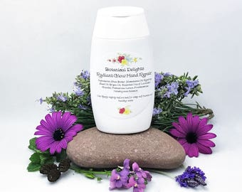 Radiant Glow Hand Repair ~ Moisturize Hands,  Hand Serum, Hand Cream Oil, Younger Hands, Cuticle Oil, Hand Repair, Hand Moisturizer