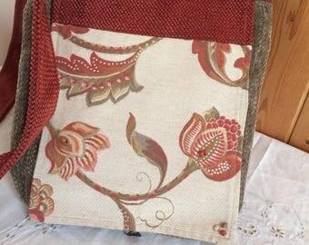 Handmade Handbags repurposed