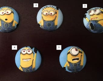 Minions Badge Reel ID Holder