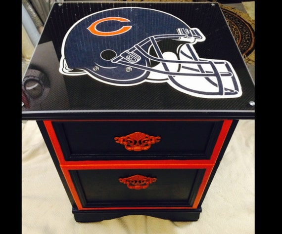Chicago Bears Man Cave Decor : Chicago bears sports furniture man cave