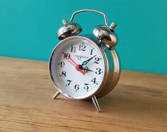Ambassador Mini Vintage Alarm Clock