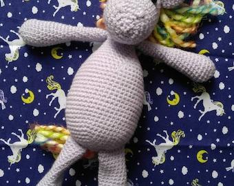 Stuffed Friends//Deer, Pig, Unicorn, Cow