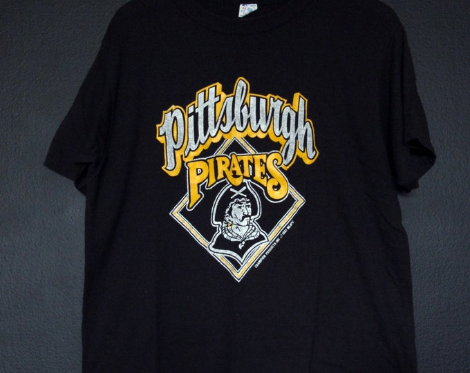 Pittsburgh Pirates MLB 1987 vintage Tshirt