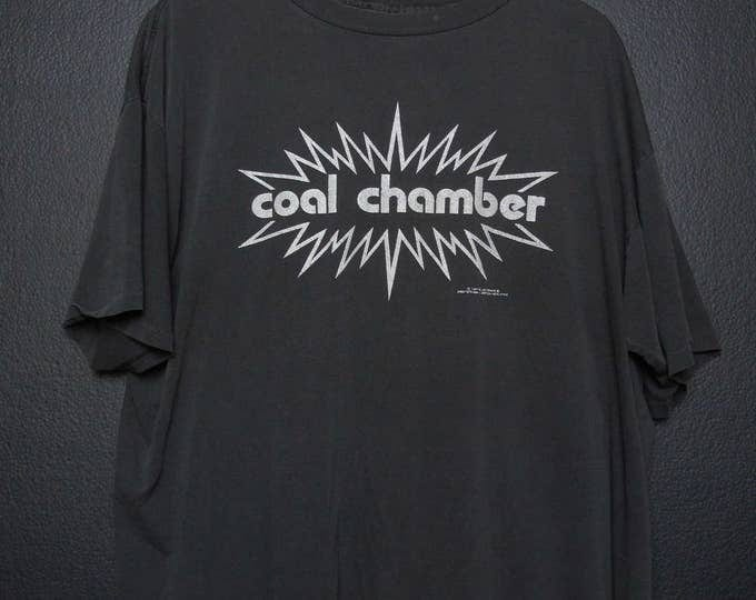 Coal Chamber Don't F*ck With Me 1990s vintage Tshirt