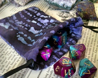 The Mystic's Dice Pouch