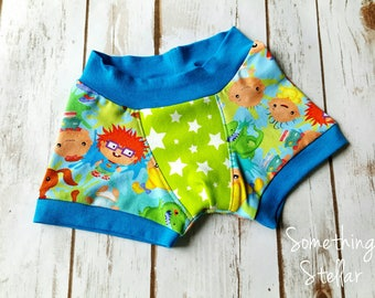 Rugrats kids' boxerwear ~ CUSTOM ~ choose your size