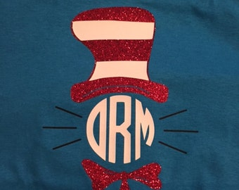 Dr. Seuss with Monogram for Kids