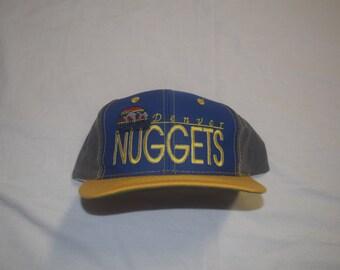 Vintage Denver Nuggets Snapback by The Game
