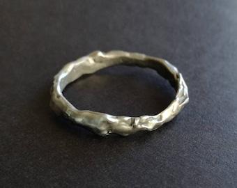 Cobalt Chrome Handmade Ring SPRING