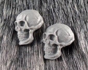 Boney Lapel Pins - Gray