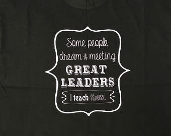 Teacher t shirt - teacher t-shirt  - teacher shirt - teacher t shirt - teacher gifts - teacher gift idea - teacher gift - teacher shirts