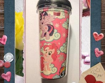 My Little Pony Travel Mug / Geek Gift