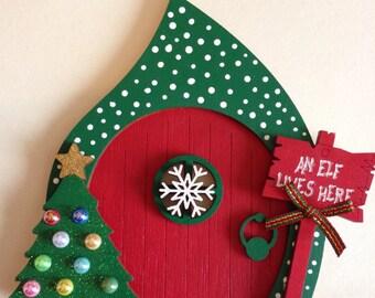 Magical Elf Door, Elf Watch, Santa Cam, Fairy Door, Elf Accessories