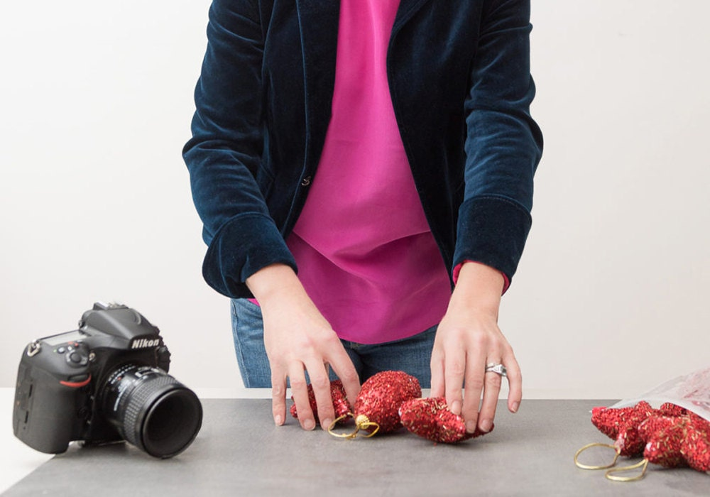 How 3 Etsy Sellers Take Product Photos in Their Homes