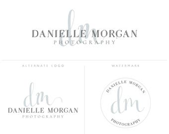 Premade Logo for Photographers, Photography Logos and Watermarks, Photography Logo Branding Kit,Photography Branding Template
