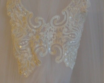 Custom Handmade Veil