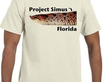 Project Simus Florida T-shirt - Florida Hognose