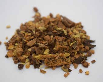 Rishi - Apple Ginseng - Herbal Tea - Loose Leaf Tea Sample - Free Shipping