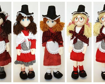 Custom made Welsh Doll, Welsh rag doll, Welsh gifts, Gifts from Wales, Handmade Welsh doll, Handmade in wales, Unique Collectible,