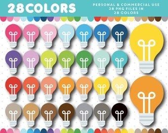 Lightbulb clipart, Light bulb clipart, Bulb clipart, Light clipart, Electricity clipart Lights clipart Lightbulb lights Idea clipart CL-1274