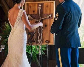 Wedding Unity Ceremony - Braid