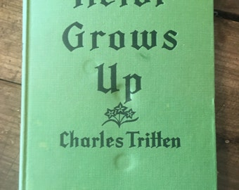 Heidi grows up - Charles Tritten - 1950s Heidi - 1950s children's book
