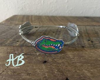 Florida Gator Bangle