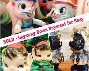 SOLD - Layaway Down Payment for Shay