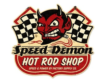 Speed Demon Hrshop