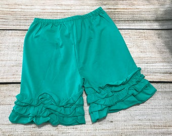 Ruffle Shorts - Girl Ruffle Shorts - Toddler Girl Shorts - Baby Shorts - Icing Shorts - Ruffle Clothes - Petti Shorts - Toddler Ruffle Short