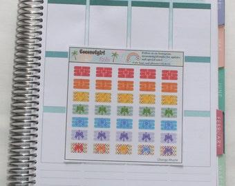 Change Sheets stickers 1 sheet