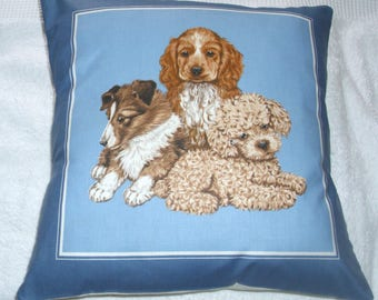 Puppy Dog friends Cushion