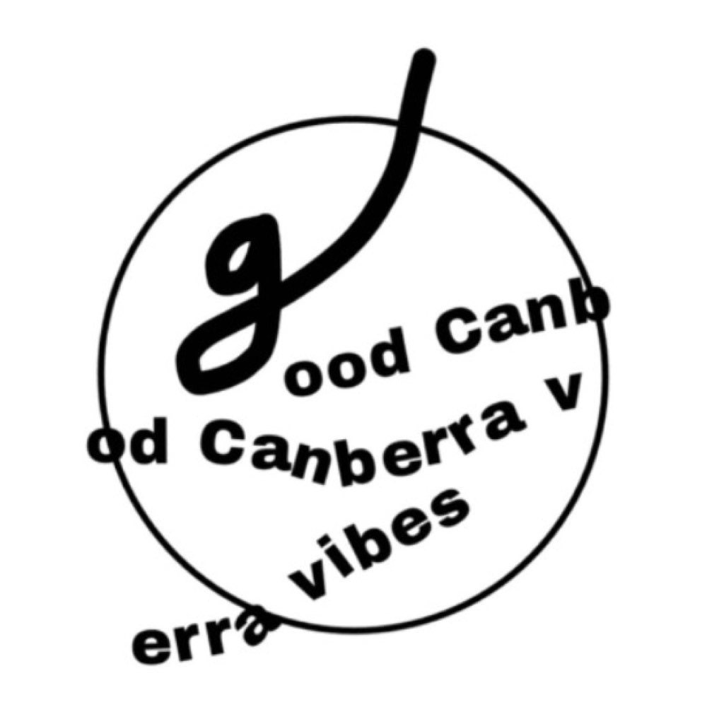 Good canberra vibes embroidery from the capital by gcbrv