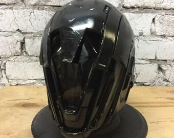 Obsidian mind helmet