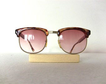 ray ban clubmaster red  Vintage ray ban clubmaster