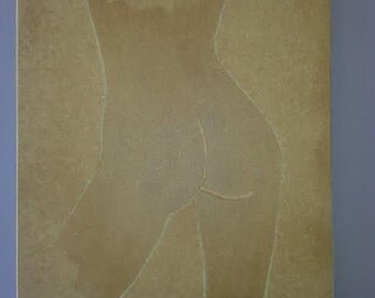 wood etched erotic art
